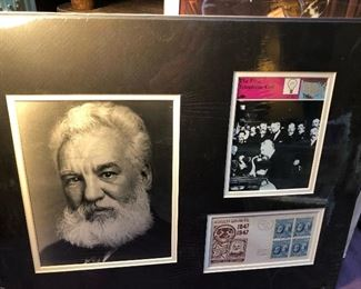 Alexander Graham Bell Memorabilia
