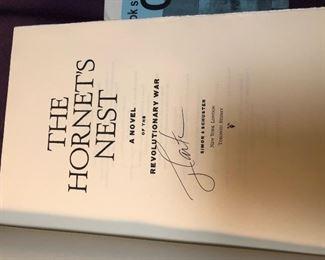 The Hornets Nest, Jimmy Carter - signed