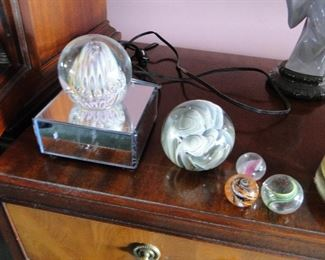 Paperweights $10-50 each
