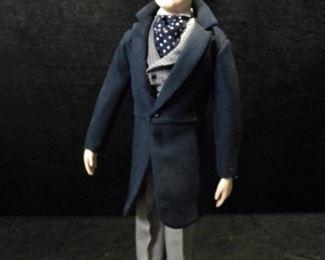 Franklin Mint Rhett Butler Doll
