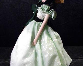 Franklin Mint Scarlett O Hara Doll