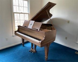 Henry F Miller, Boston piano