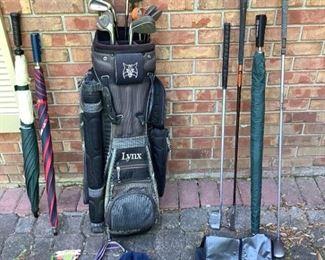 Mens Full Set of Golf Clubs
