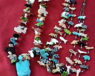 Feltish Necklaces...Very nice
