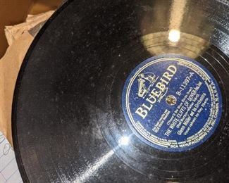 78 LP's Jazz music plus Beethoven's Symphony #5                     Tschikow Sky Symphony #5 in E minor.