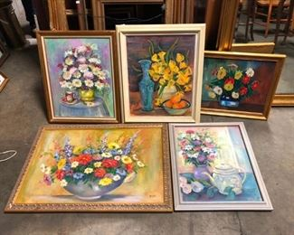 Local Richmond VA Art Billie Wills