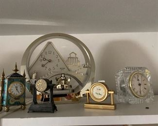 Collectable Clocks