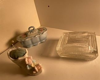 Collectible Trinket Boxes