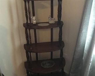 Ornate Tiered Shelf