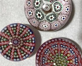 Collectible Paper Weights