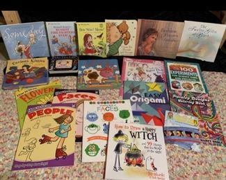 Drawing Books, Little Golden Book, Eloise Wilkin, Children's Books