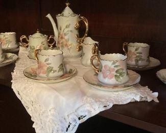 Beautiful Ornate Tea Set