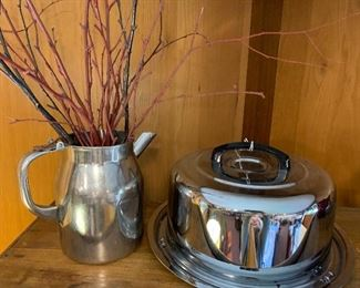 Stainless vintage items