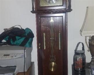 Edward E Myer clock
