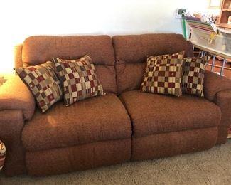 La-Z-Boy electric reclining sofa