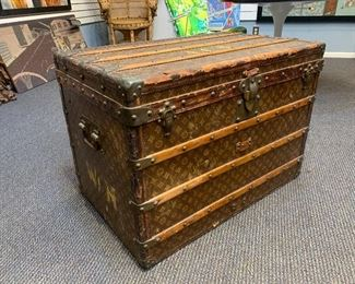 Louis Vuitton travel trunk starts at just $500
