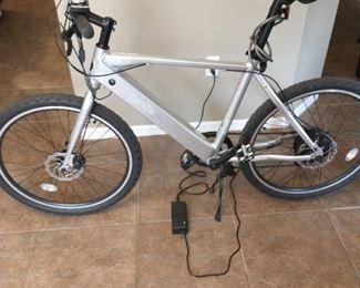 GenZe e101 electric bike