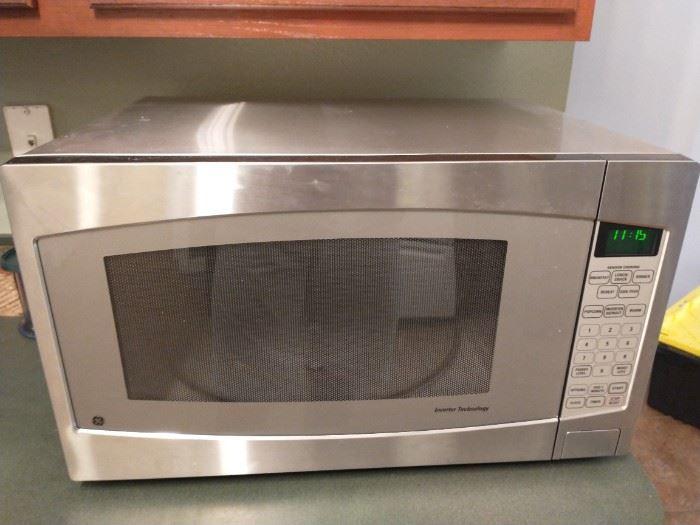1200 watt ge microwave