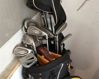Big bertha golf club set