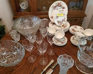 China and Glassware