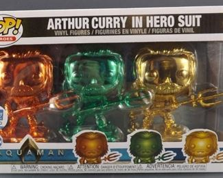 Arthor Hero Suit3 Pack