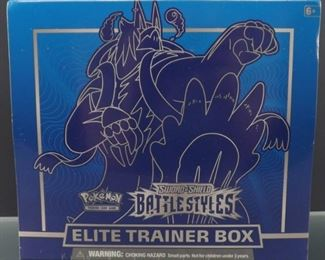 Battle Styles BLUE Box