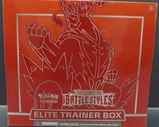Battle Styles RED Box