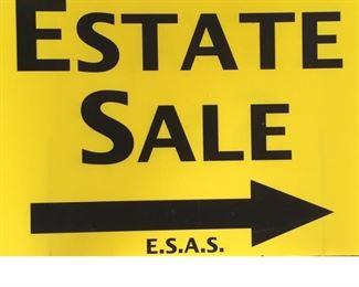ESAS Sign
