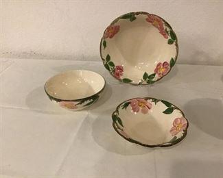 Desert Rose Bowls
