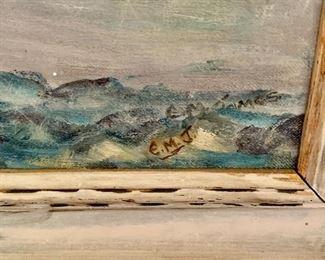 Detail Mt. Desert