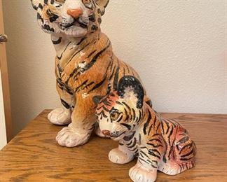 Tiger Figurines