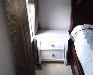 Bedroom White Nightstand