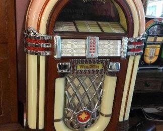 Wurlitzer Bubbler Juke Box - Made in Germany