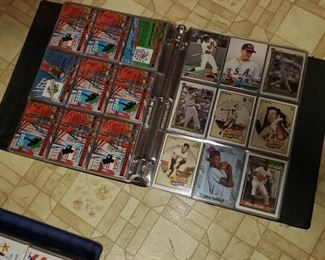 Sports cards, hockey, golf, basketball and more
