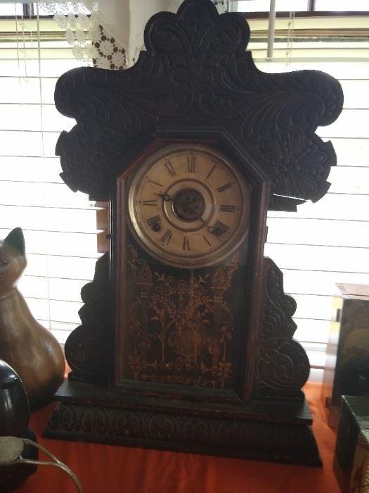 Ingraham clock