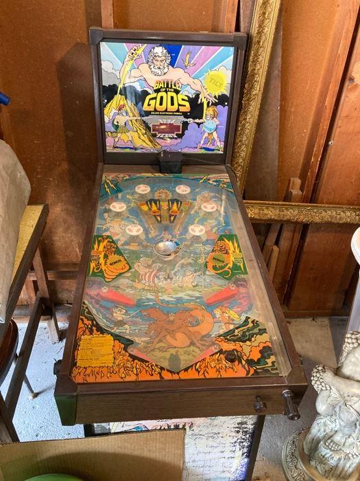 1 Pinball Machine