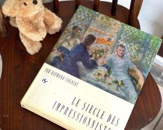 Book on Impressionism