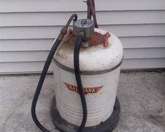 Vintage Balcrank Lube Pump