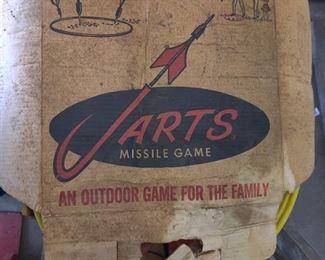 Darts- Missile Game