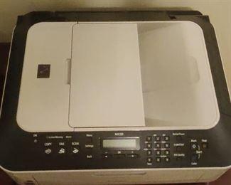 Vintage Printer/Scanner