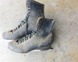 Adult Size Ice Skates