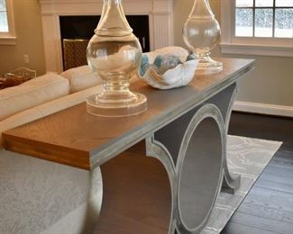 Gobal Views console table