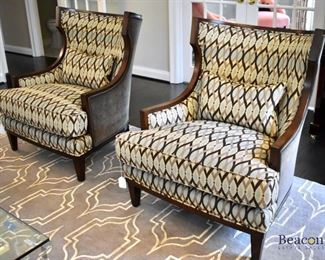 Emerson Bentley chairs