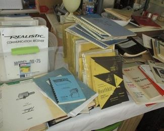 SOME OF THE MANUALS