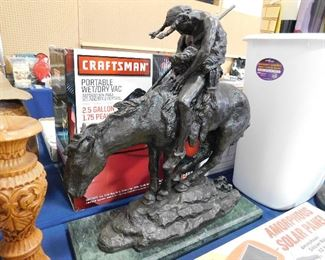 JE Fraser End of Trail Bronze Statue