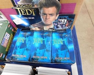 Young Jedi RPG Wax packs