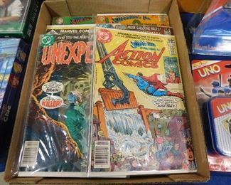 Silver Age Comic books