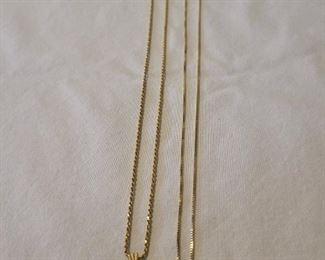14k 10k Gold Jewelry