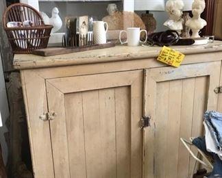Large farmhouse cabinet