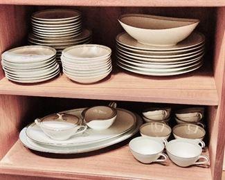"Noritake china ""Lucille"" pattern"